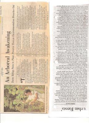 Washington Post Article - Oct 5 1990